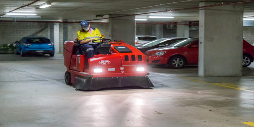 Carpark  Cleaning